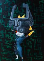 midna by AlmightyGingerOne