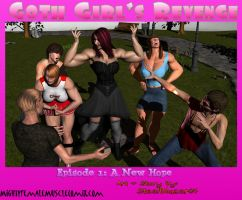 Goth Girls Revenge Cover by SteeleBlazer84