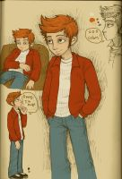 philip j. fry by mutsy