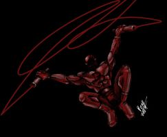 Daredevil by obviousproductions