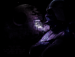 Darth Vader. by Starwarsowa