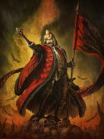 Sideshow: Vlad the Impaler by FabianMonk