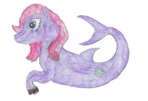 MLP: FiM- Hippocampus Sea Star