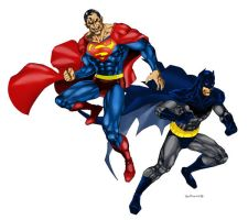 World's Finest by Tronar
