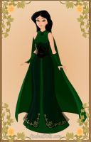 Shego Gown by GMD-girl93