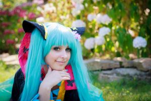 Vocaloid by Miko-Bura