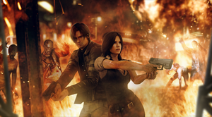 Turning Point Web - Resident Evil 6 by FearEffectInferno