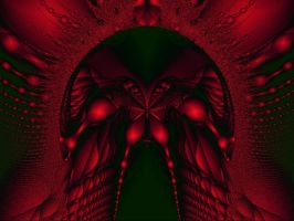 Blood Spatter Fractal Stock by MysticrainbowStock