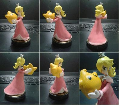 Rosalina custom figure by Gregarlink10