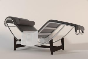 Lounge chair by Bastian2670