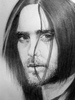 Jared Leto by voodugirl