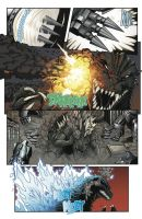 Godzilla Rulers of Earth #15 pg4 by KaijuSamurai