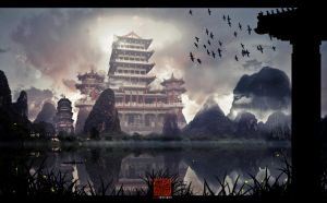 New Guilin by venthor