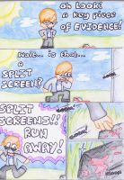 Csi miami: splitscreen alert by teracota-dragon