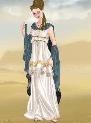 Athena, Goddess of Justice