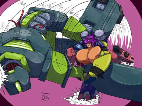 Ashley Bot Toss Colored by Anubis2Pabon288