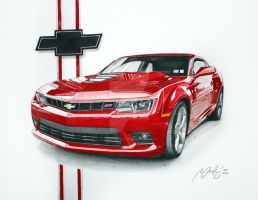 Chevrolet Camaro SS by Mipo-Design