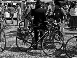 Cycle man by Flavioneves