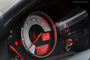 Scion FR-S Instrument Cluster by ThirdGearPhotography