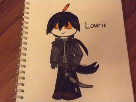 Lowrie by Foxstar241