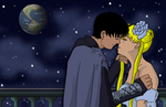 Sailor Moon: Prince Endymion Princess Serenity by Dbzbabe
