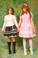 Gothic and Sweet Lolita 2 by ADHD-Lolita