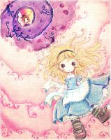 alice in fluffyland. by coniro