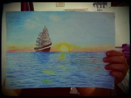 sea.. by manolapotter