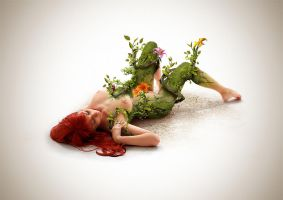 Poison Ivy by Jesar