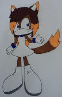 Valery the Fox by ArtKing3000
