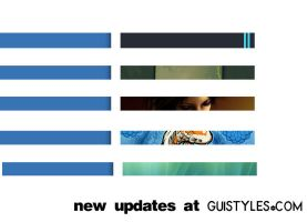 GUISTYLES update on 31.08.2006 by guistyles