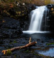 The all consuming sound and feel of water falling by LordLJCornellPhotos