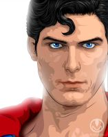 Classic Superman - Mxrcofer by MXRCOFER