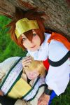 Saiyuki: Lay your Head by SugarBunnyCosplay