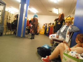 Midlands '13 - Backstage at the Masquerade by AngelBless