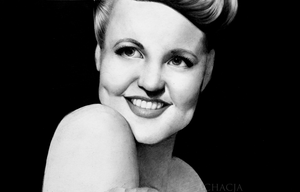 Peggy Lee by Achacja