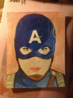 Captain america by angelica130201
