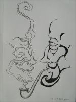 Clairvoyant Smoke by Twisted-Inker