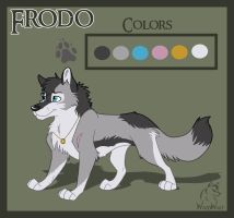 Frodo Colorsheet by WindWo1f