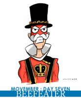 movember 07 by striffle