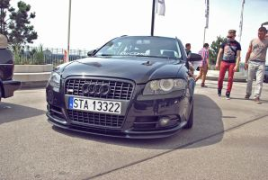 RACEISM Event 2014 - Audi A4 B7 Avant by 2micc