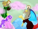 Screwball And Discord by flororopay