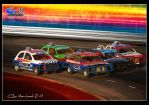1300 Stock Cars by gridart