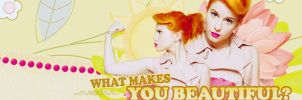 Paramore Hayley Style Scrapbook @ EJ by Eriol-Diggory-Art