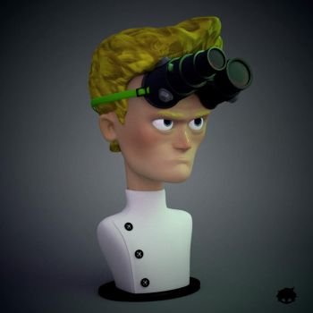 Dr Horrible by zamanimator