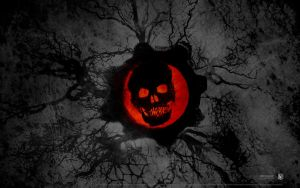 Gears Of War Logo by MeGustaDeviantart