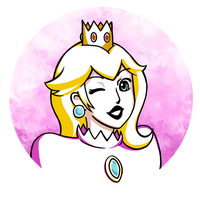 Princess Peach by CornyMistick