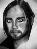 Jared Leto ? by Qwot