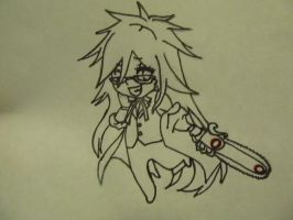 Grell by Loser-Bunny