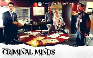 Team Criminal Minds by Anthony258